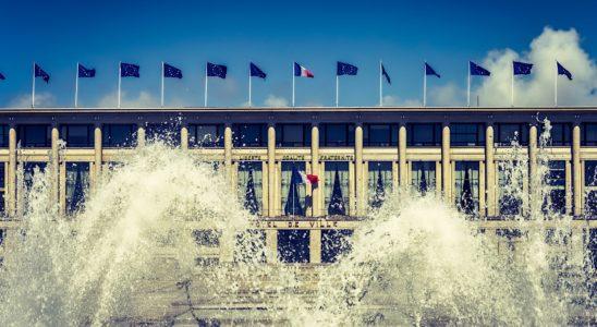 Le Havre hotel de ville medvedev philippe