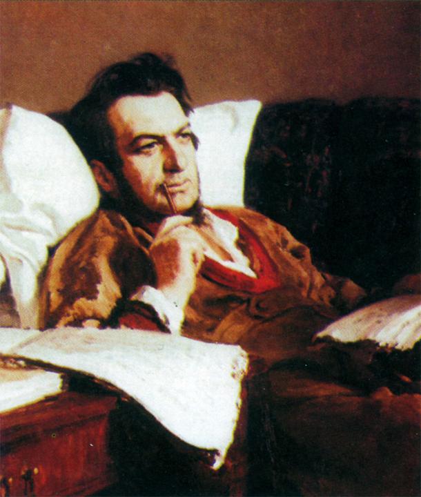 Mikhail Glinka, compositeur russe