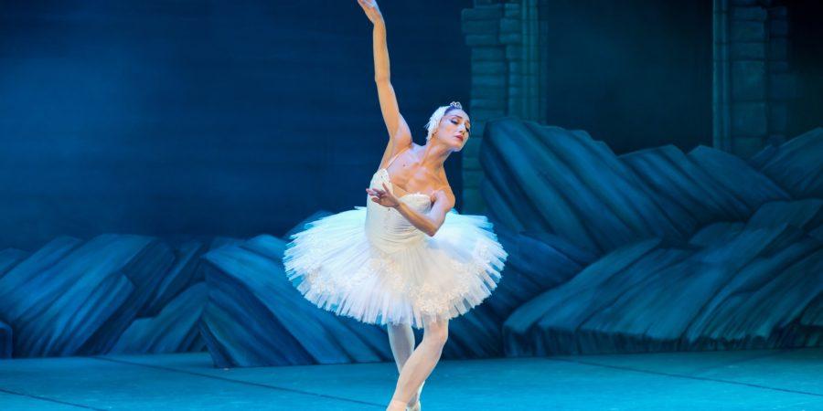 Ballet russe Lac cygnes Tchaikovski