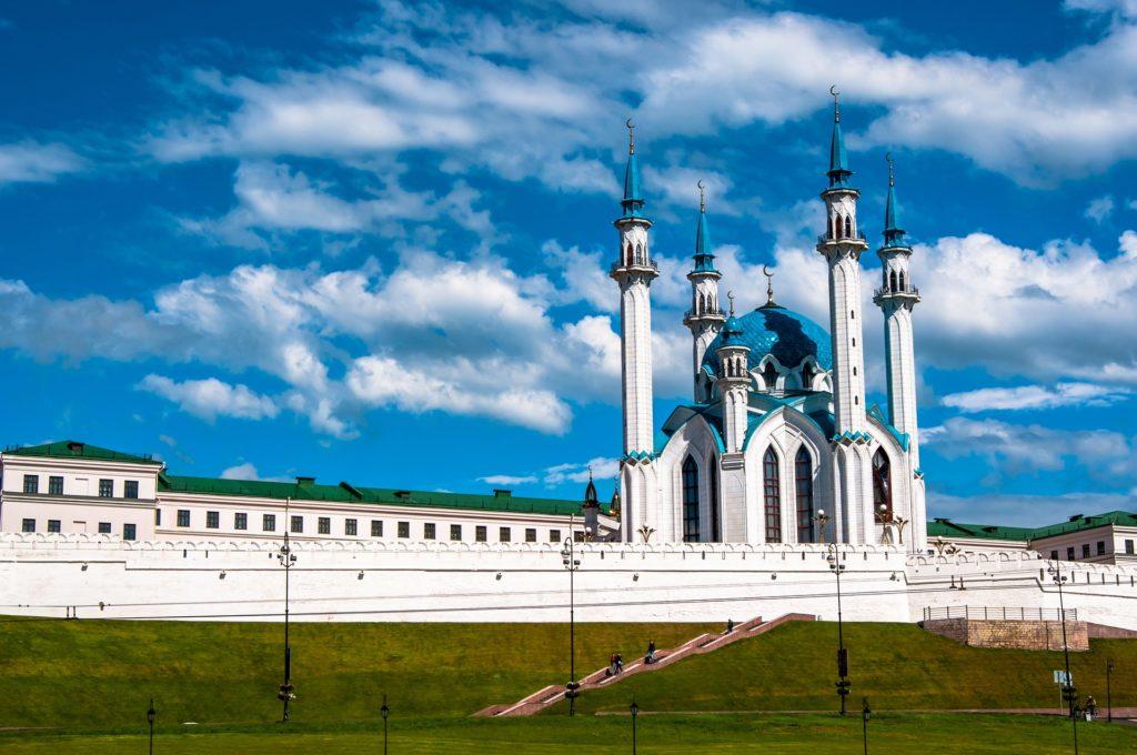 Kazan ville de naissance de Vassili Axionov