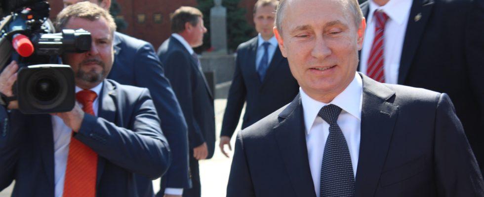 Poutine Russie