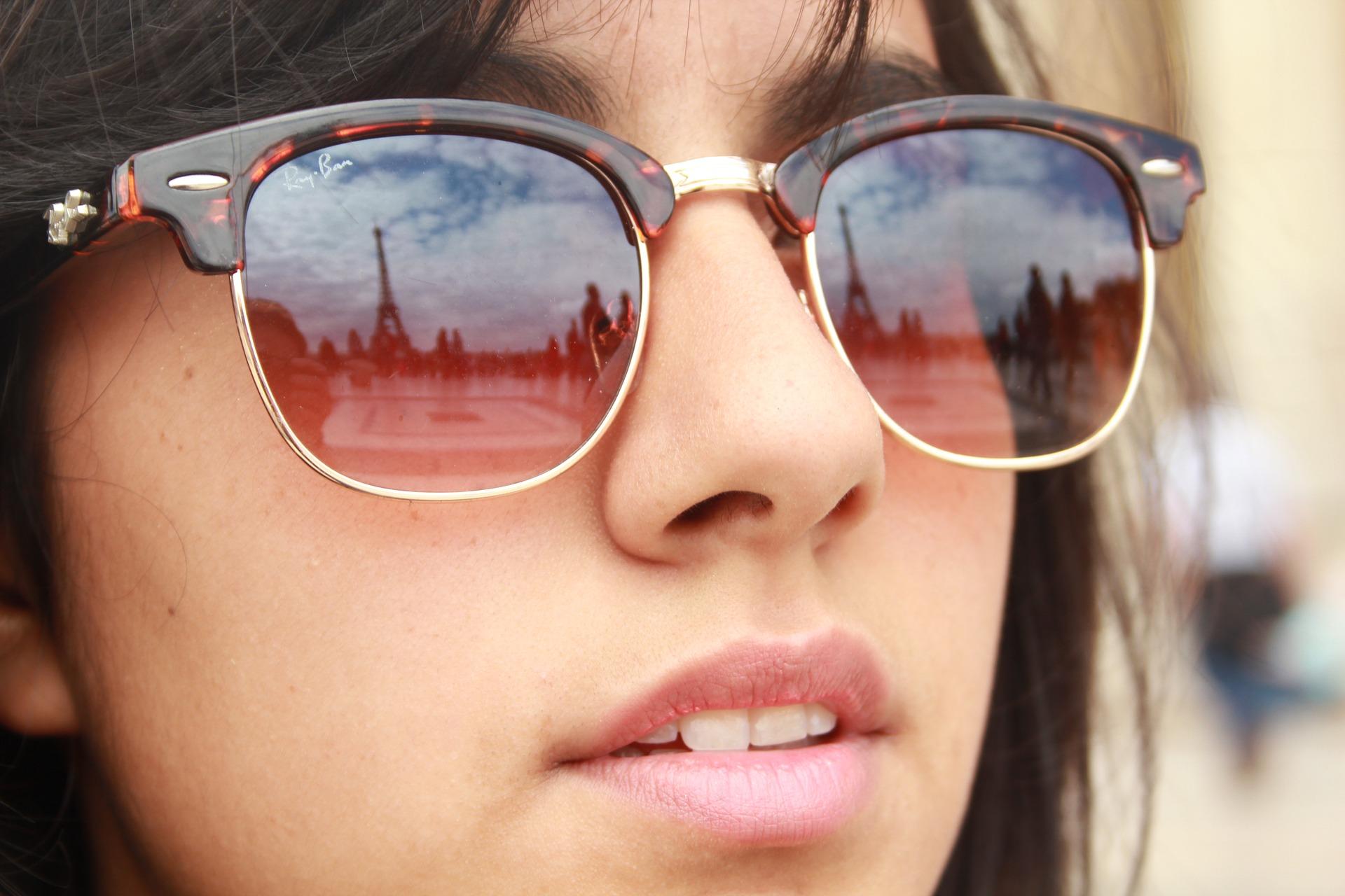 touriste femme russe paris