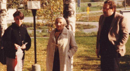 Nathalie Sarraute, biographie par Ann Jefferson