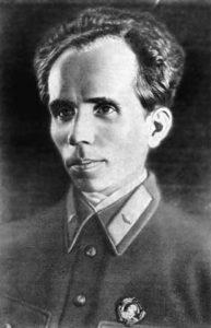 nicolas ostrovski écrivain soviétique