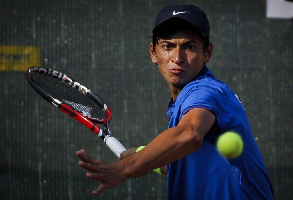 alen avidzba joueur de tennis
