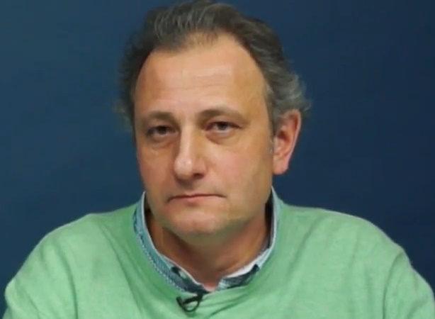journaliste Kolesnikov
