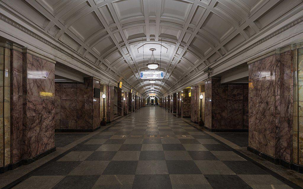 beloruskaya metro