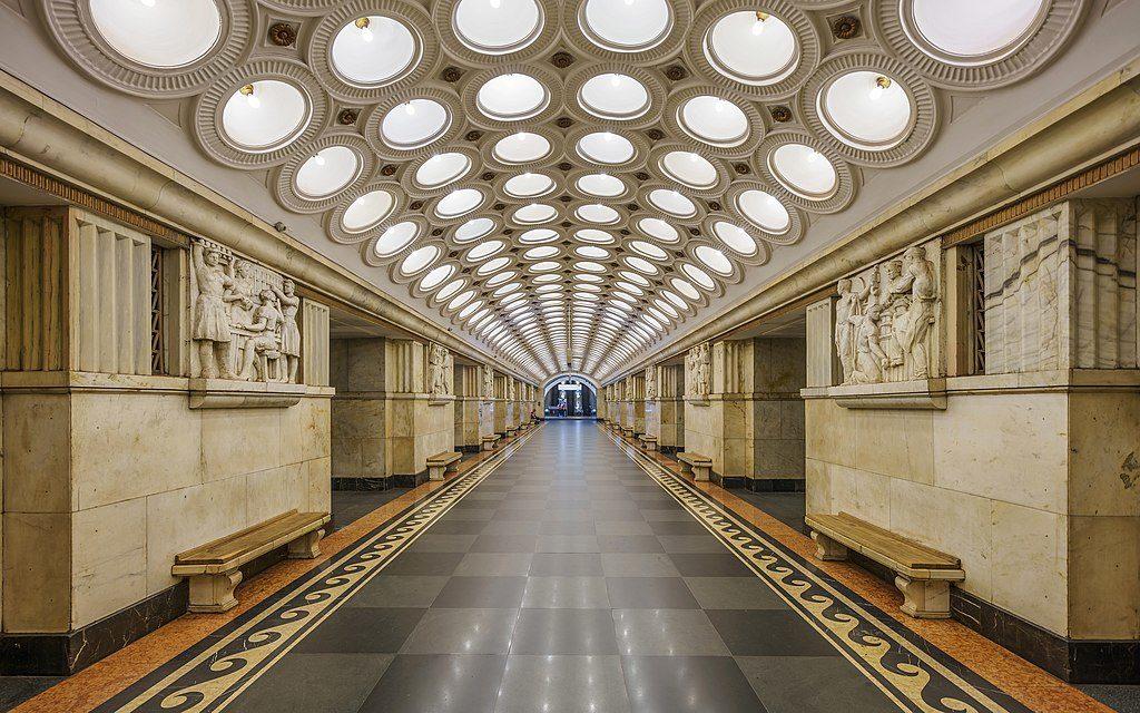 station elektrozavodskaya