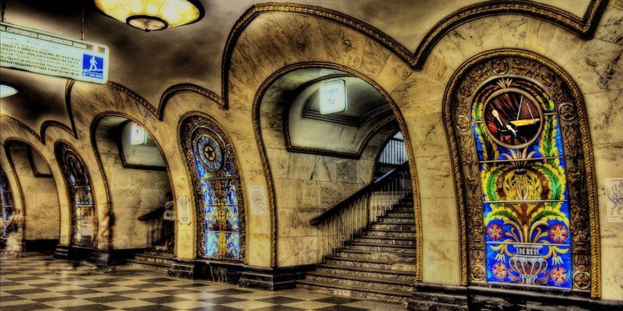 station metro moscou