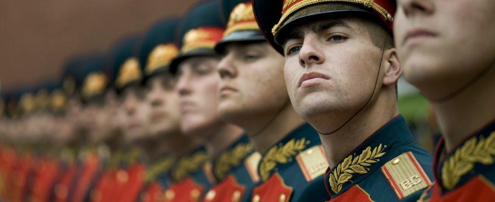 choeur armée russe