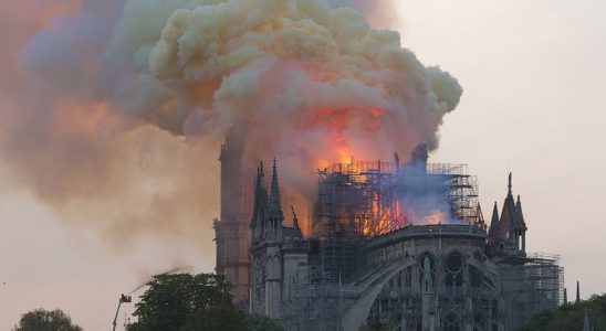 experts russes notre dame