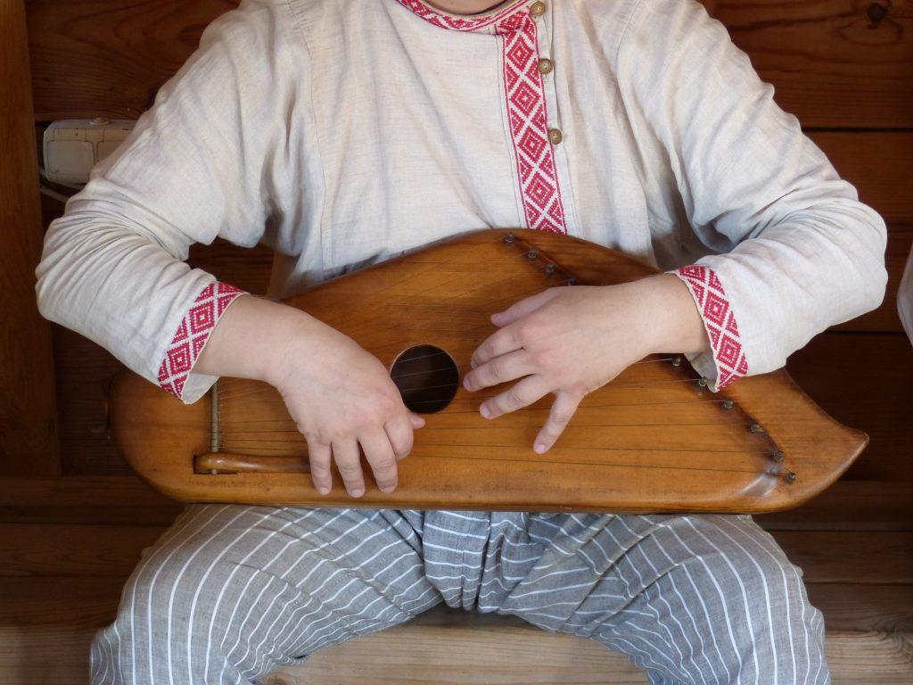 musicien russe