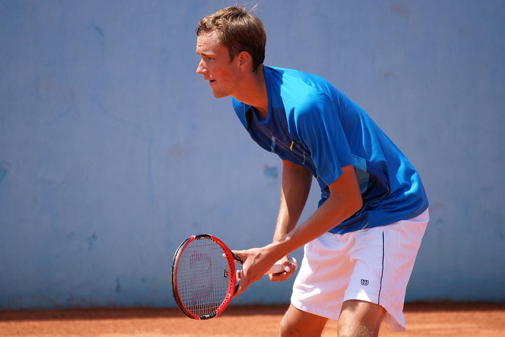 medvedev tennis russe