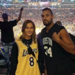 kalinskaya en couple kyrgios nba