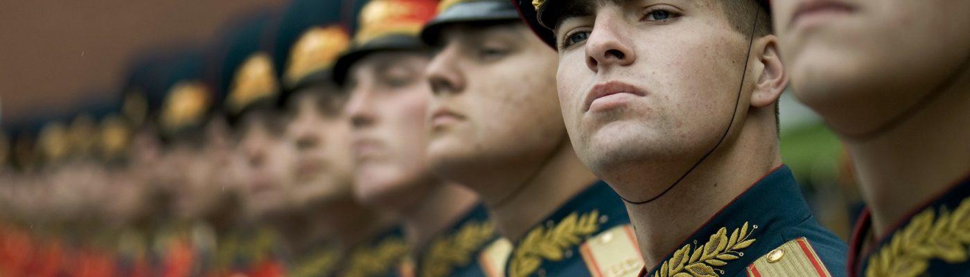 armée rouge russie