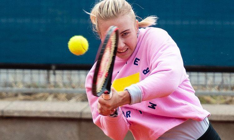 potapova tennis