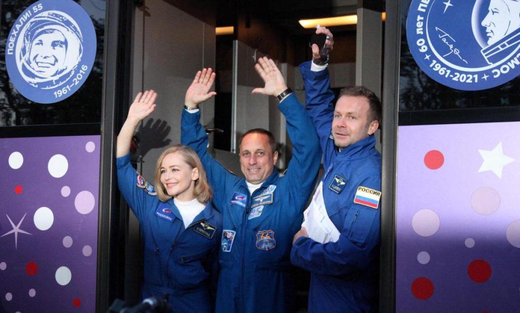 film russe espace ioulia peressild